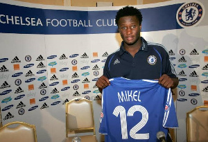 Mikel Obi signed for Chelsea on this day 15 years ago