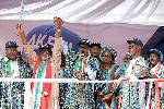 Rotimi Akeredolu wins second term