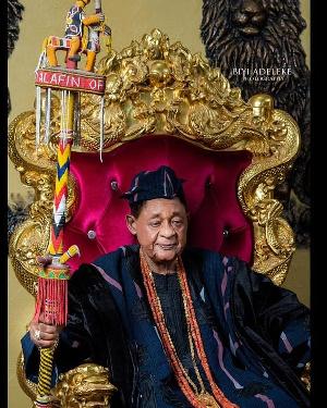 Alaafin of Oyo