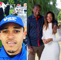 Kanu's wife Amara responds to Odemwingie's accusation