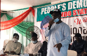 A spokesman for Governor Akeredolu's government has denied the allegations