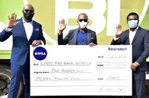 Beiersdorf donates over 115 Million to Lagos Food Bank