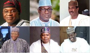 Top contenders for PDP chairmanship position