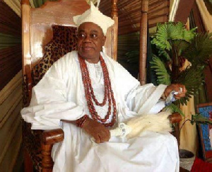 Olufon of Ifon in Ose local government area