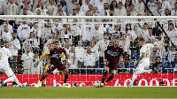 Real and Celta shared the spoils at the Estadio Santiago Bernabeu