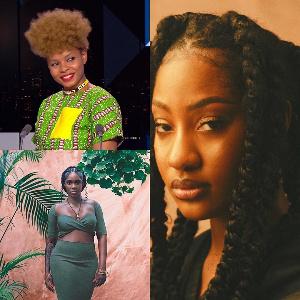 Tiwa Savage, Yemi Alade and Tems