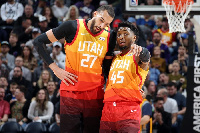 Donovan Mitchell and Rudy Gobert no longer pose a risk of infection to others