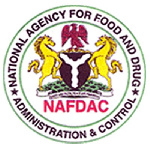 National Agency for Food and Drug Administration and Control (NAFDAC) logo