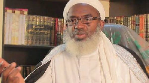 Controversial cleric, Sheikh Ahmad Gumi