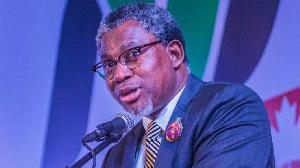Minister of Mines and Steel Development, Olamilekan Adegbite