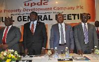UPDC shareholders