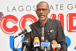 Lagos State Commissioner for Health, Prof. Akin Abayomi