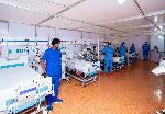 Coronavirus isolation centre