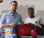 Super Eagles captain, Ahmed Musa is unveiled as new Karagumruk SK player in Turkey