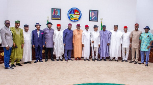 Governors of the South meet to deliberate on issues of national importance