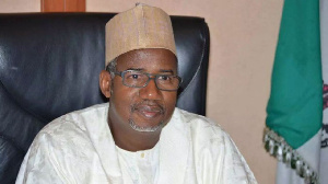 File photo: Governor Bala Mohammed