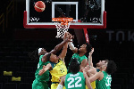 Men's Basketball: D'Tigers lose their first game at #Tokyo2020