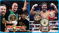 Tyson Fury and Anthony Joshua are set to take the ring