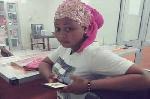 Nigerian trader based in Bondoukou, Ivory Coast, Itunu Babalola