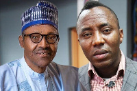 Buhari and Sowore
