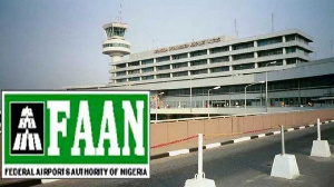 File photo: The Federal Airports Authority of Nigeria