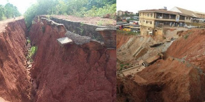 File photo: Landslide