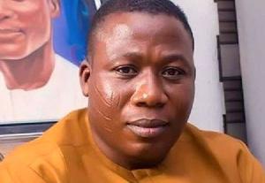 Embattled Yoruba Nation agitator, Sunday Igboho