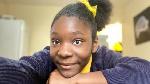 An 11-year old UK-based Nigerian school girl, Fodun Olanrewaju