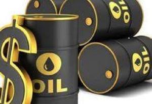Brent crude barrels