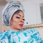 Businesswoman and socialite, Princess Comfort Folashade Abiodun Omotade