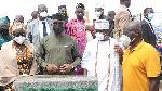 Governor Abiodun commissions road