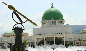 N134 billion has been allocated to the National Assembly for the 2022 fiscal year
