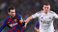Barcelona top the chart ahead of Real Madrid with two points