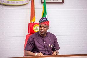 Seyi Makinde, Oyo State Governor
