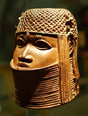 A Benin artefact