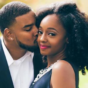 File photo: A couple