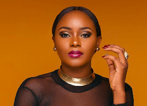 Nollywood actress Nsikan Isaac