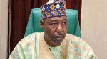 File photo: Borno State Governor, Babagana Zulum