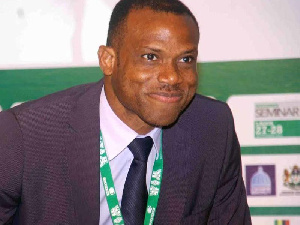 Former Super Eagles Head Coach, Sunday Oliseh