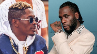 Shatta Wale and Burna Boy worked on the hit song 'Hosanna'