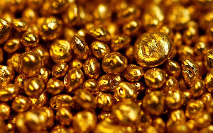 File photo: Gold