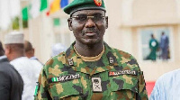 Acting Deputy Director, 81 Division Army Public Relations, Major Osoba Olaniyi