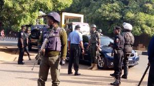 Policemen Police