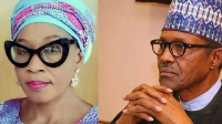 Kemi Olunloyo and Buhari