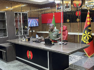 Chief of Army Staff., Major-General Farouk Yahaya