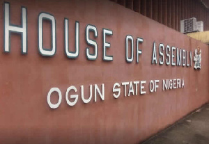 The Ogun State House of Assembly