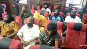 12 detained aides granted bail