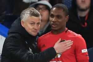 Former Manchester United striker, Odion Ighalo