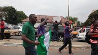 Nigerians living in Ghana