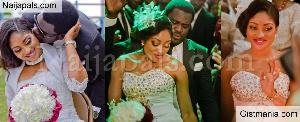 Yomi Black's and Elizabeth John got married in 2012